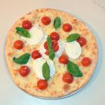 Pizza Bufala pachino e basilico