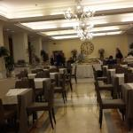 Buffet Grand Visconti Palace Milano