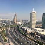 Bild från Fairmont Dubai