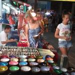 Plenty to see at Night Markets