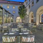 Augustine Restaurant -terrace