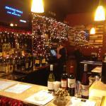 Napa Wood-Fired Pizza - bar area