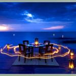 Romantic Dinner Setting @ Rusinga Island Lodge