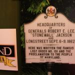 Example of Historical Markers Placed Throughout the County