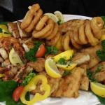 Fischplatte Spezial für 4 Personen