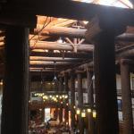 Glacier Park Lodge Lobby