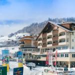 Aussenansicht Winter Alpen-Herz