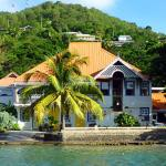 Waterfront dining Black Pearl Bequia