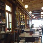 Um paraíso aconchegante para os amantes de livros.