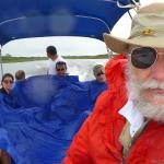 Lamanai Boat ride to the Maya Ruins.