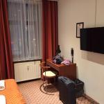 Saga Hotel Foto