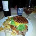 Le burger qui te rend dingue !