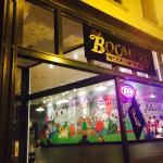 Boomers burrito bar