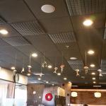 Oishi - the ceiling