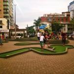 Praça do Mini Golfe