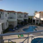 Pools from Balcony