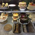 Cakes, pies and other goodies