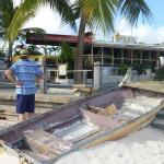 Bar from the Beach