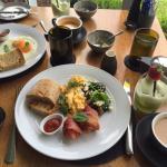 Breakfast at Botanica