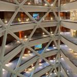 internal view hotel