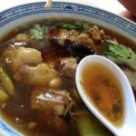 The Alley Ox Tail Soup - Always a Favorite!