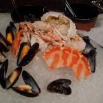 fresh seafood at The Grill (Grand Hyatt Hong Kong), Wan Chai, Hong Kong