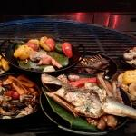seafood at The Grill (Grand Hyatt Hong Kong), Wan Chai, Hong Kong