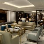 Relaxed Exclusive Feel at The Ritz-Carlton, Budapest Club Lounge