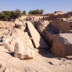 Unfinished Obelisk Foto