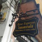 Rose Espresso Foto