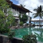 Resort atmosphere