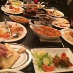 Delicious food in a Regency setting, come have a look