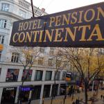 Hotel-Pension Continental Foto
