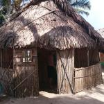 Hut for 6 people
