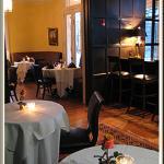 Club Room and bar