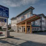 Come and stay with at the Best Western Peace Arch Inn.