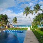 Photo de Ixchel Beach Hotel