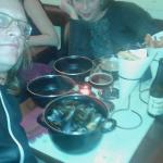 cena io e morosa