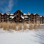 Winter at Grand Cascades Lodge