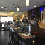 Beautifully presented food, uncrowded comfortable seating, convenient location close to I-84