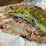 Aspen sandwich