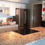 New kitchen in 504