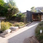 Grampians Eco YHA Entrance