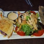 Beefeater & Santa Fe Salad
