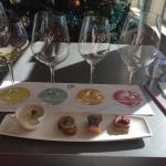 Our Food & Wine Pairing