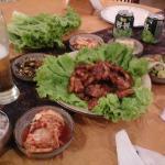Gochujang samgyopsal