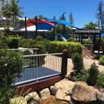 Foto de Breakfree Alexandra Beach Premier Resort