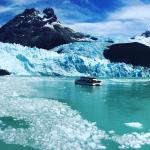Upsala Glacier รูปภาพ