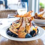 Grill Seafood Platter