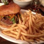 Duck Bahn Mi Burger